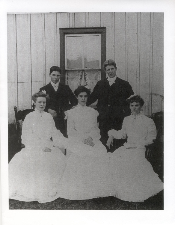 wedding jpg best copy of Great Grandfather John Moors