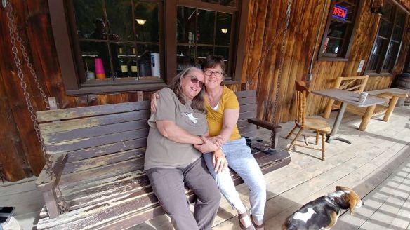 Ramona and Kath Elkhorn